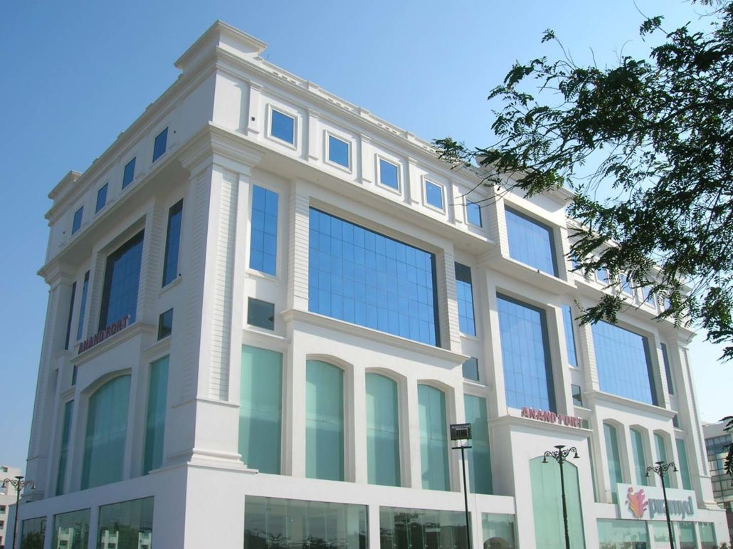 Fort Anandam Commercial Design by Front Desk Architects