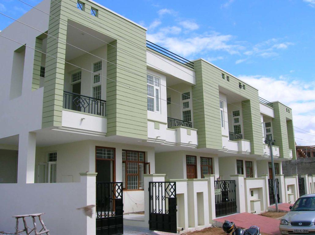 Padmavati colony villa
