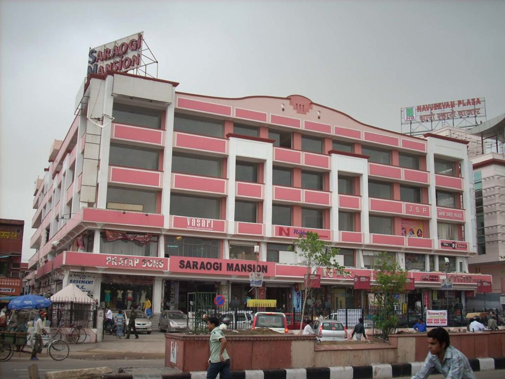 Saraogi Mansion Commercial