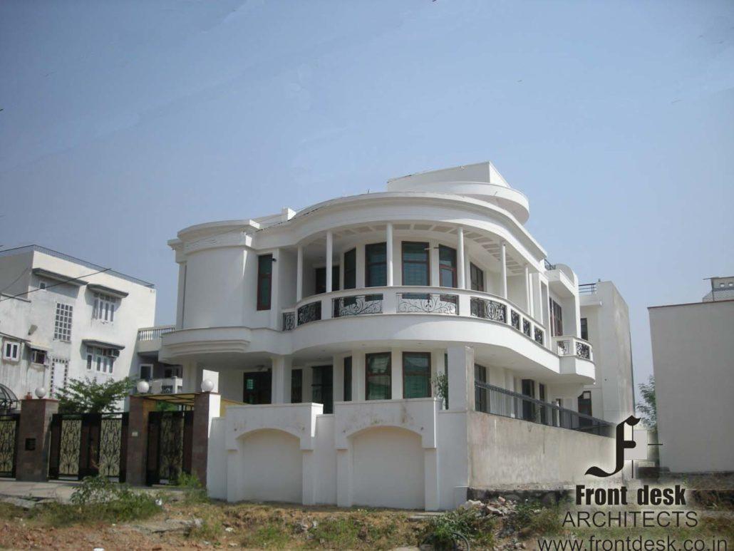Dr Rajeev Patni Residence at Malviya nagar, Jaipur