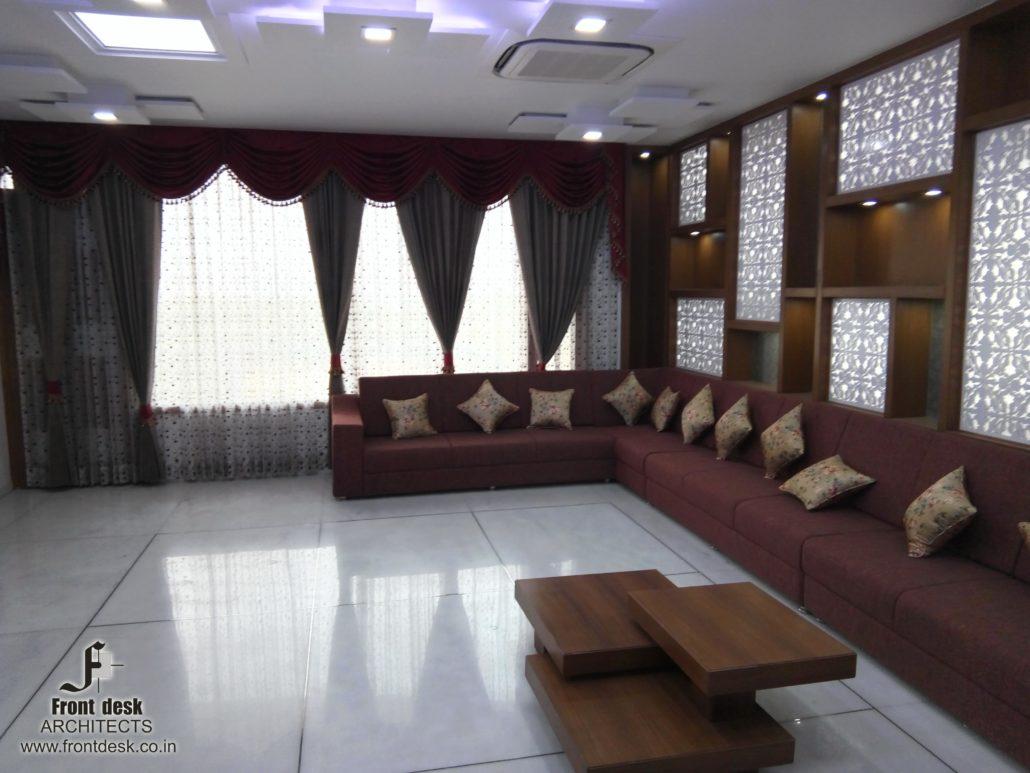 Family Lounge  F C Residence at Jaipur