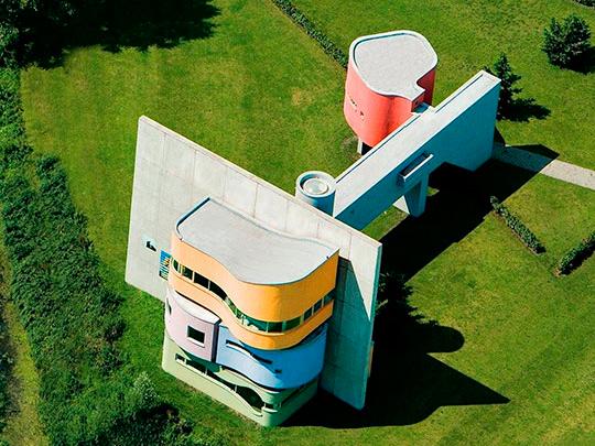 House 10. by John Hejduk 1966