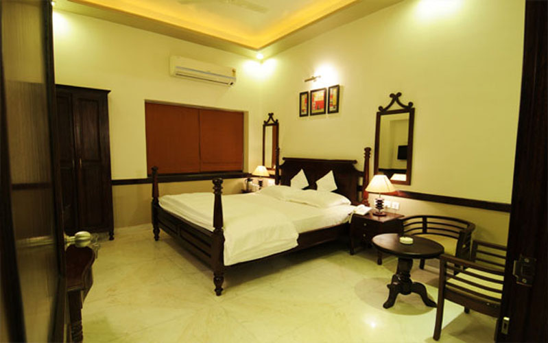 Kothi anandam Room Interior view Jaipur