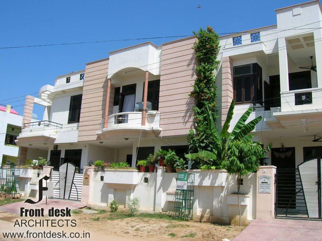 NAMAHA BUILDCON Villa at Jaipur