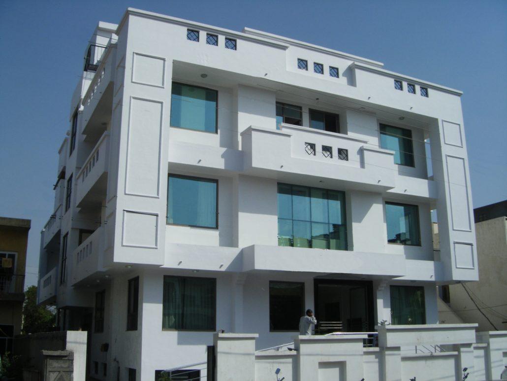Nirmala hospital Designed by Front Desk Architects