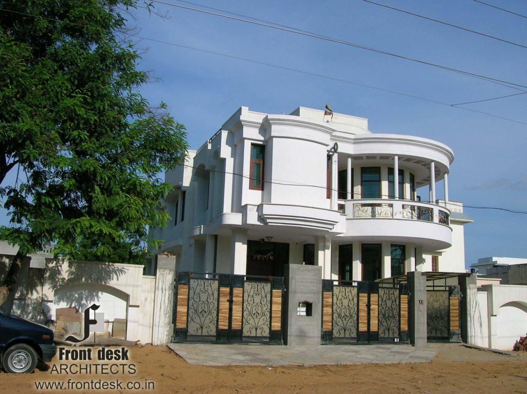 Pradhan Marg Residence cum clinic at Malviya nagar, Jaipur
