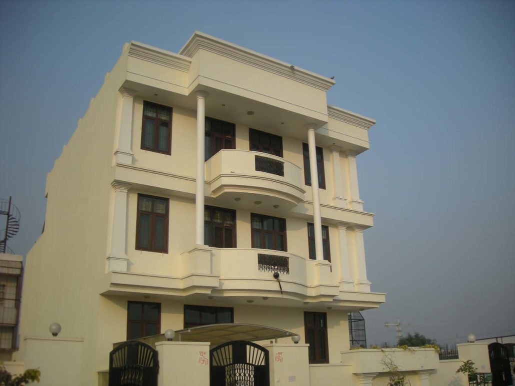 RGS Eye Hospital Jaipur , Designed by Front Desk Architects