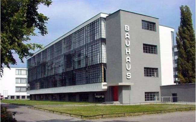 Bauhaus Designed by Walter Gropius