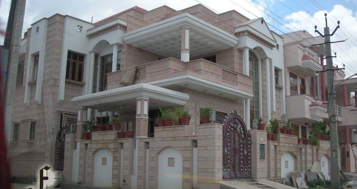 Gokhale Marg Residence at Mansarovar, Jaipur