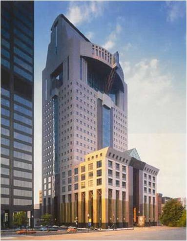 Humana Building, Louisville,