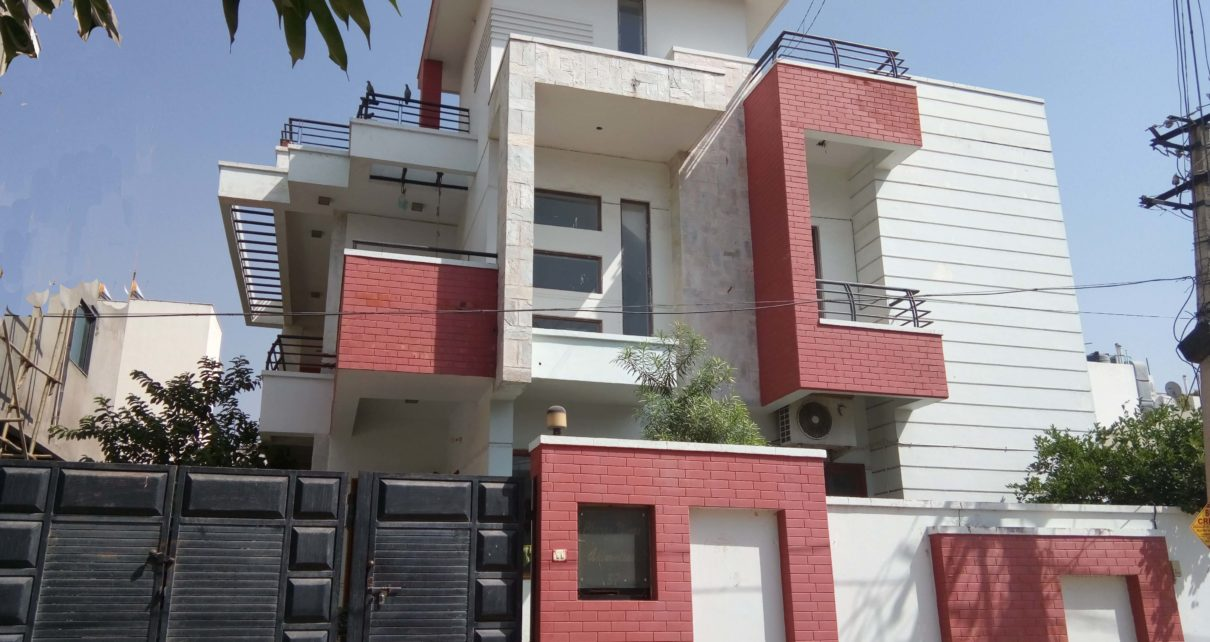 Civil Lines Residence, Jaipur