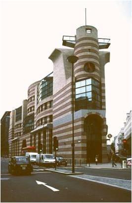 No 1 Poultry, London , 1986