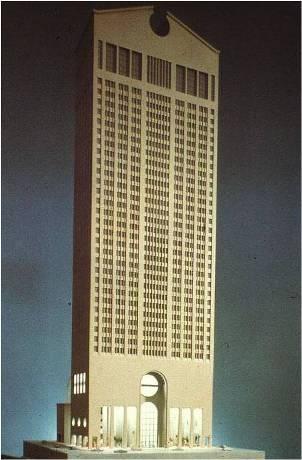 Sony Building  New York