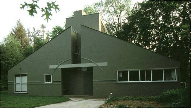 Vanna Venturi House, Philadelphia, PA, 1964