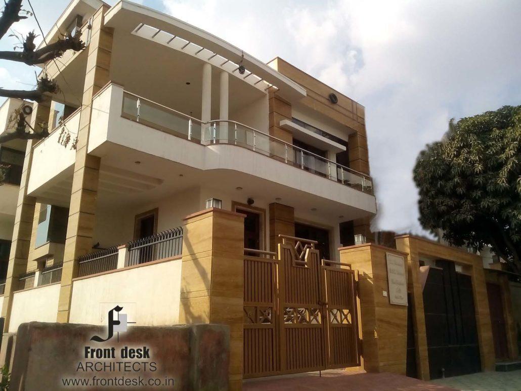Residence at Ashish Vihar, RBI Colony, Jagatpura, Jaipur