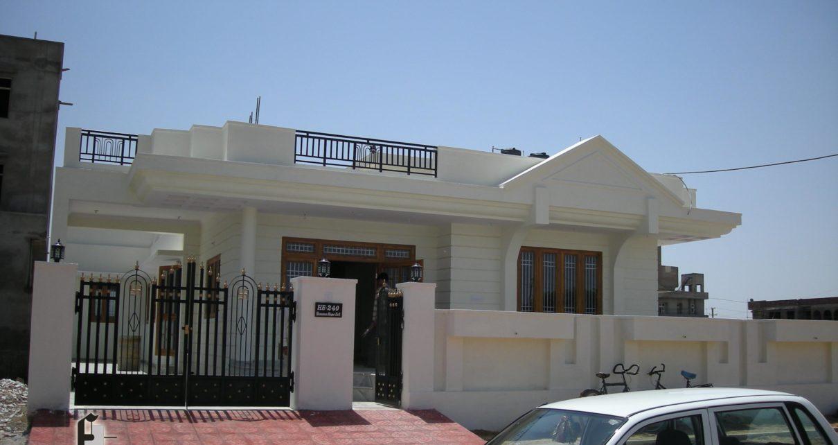 Residence at HE 240 Hanuman Nagar Extension, Jaipur