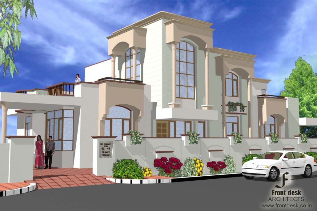 Residence at Shakti nagar JLN Road Jaipur