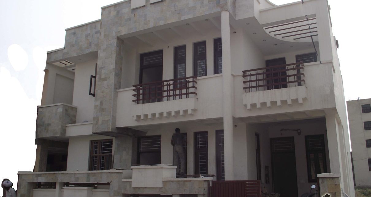 Residence at Sidharth nagar Jaipur