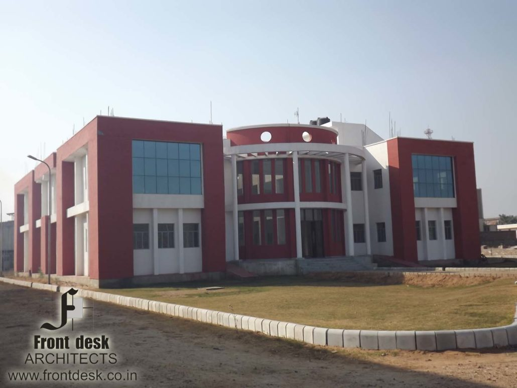 MSDC Jaipur, Institutional project by Front Desk Architects