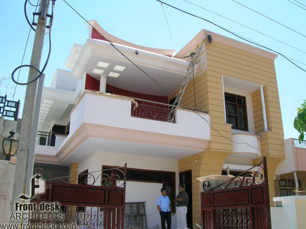 Residence at Vidhyadhar nagar Jaipur