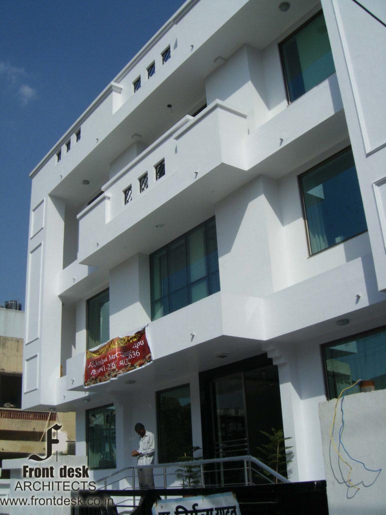 Nirmala hospital Jaipur Designed by Front Desk Architects