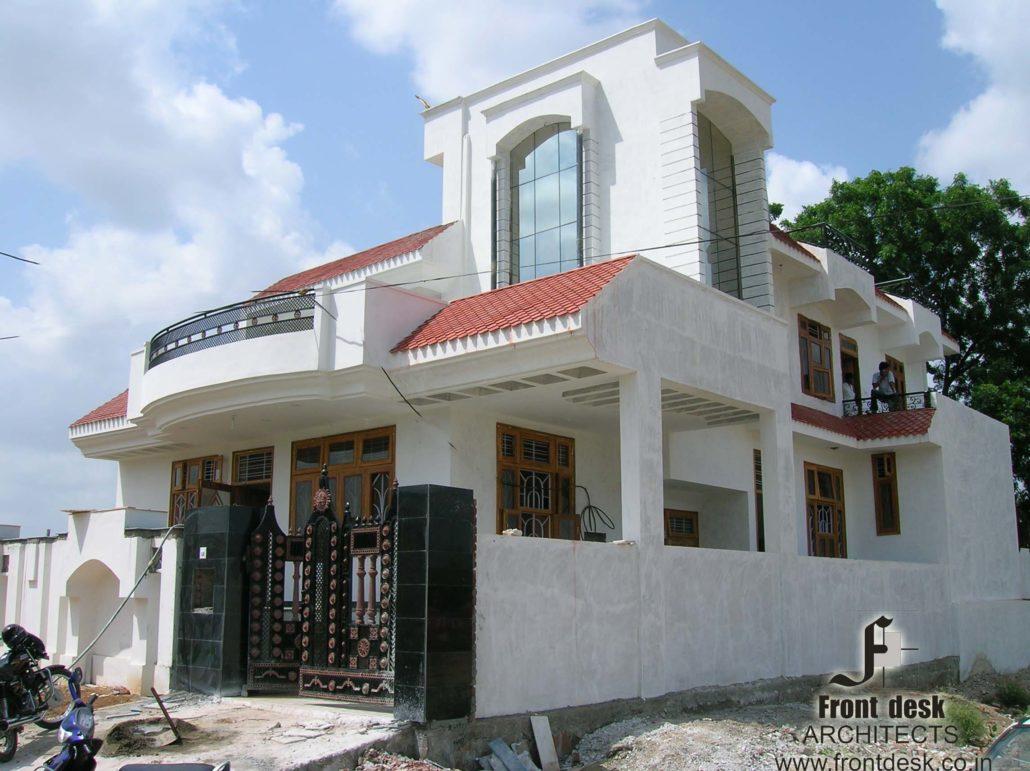 Residence at Sidharth nagar front