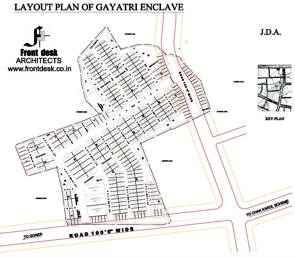Gayatri enclave Scheme , Jagatpura Jaipur