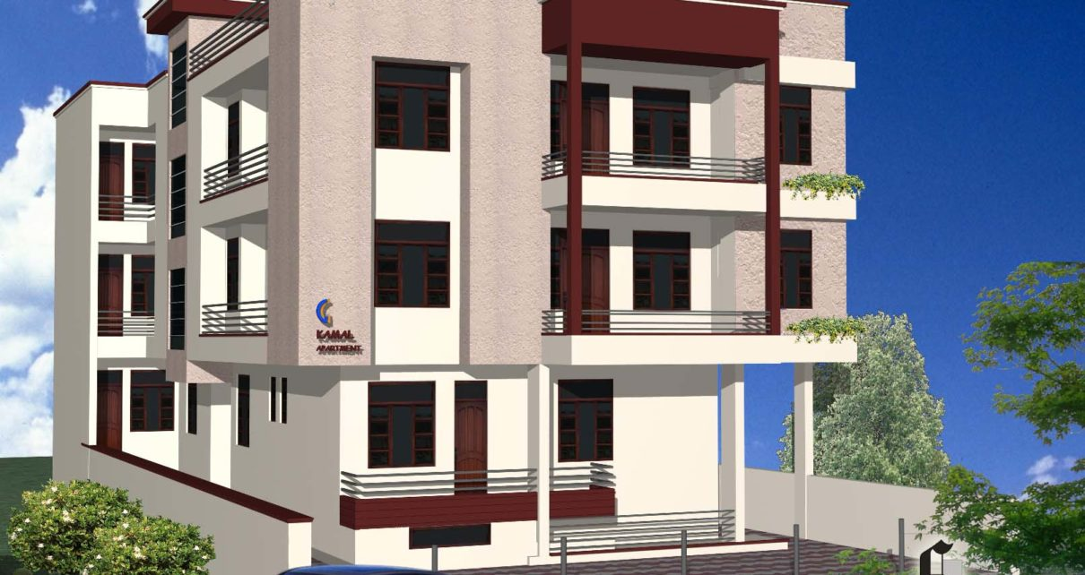 Kamal apartment Mahesh Colony Jaipur