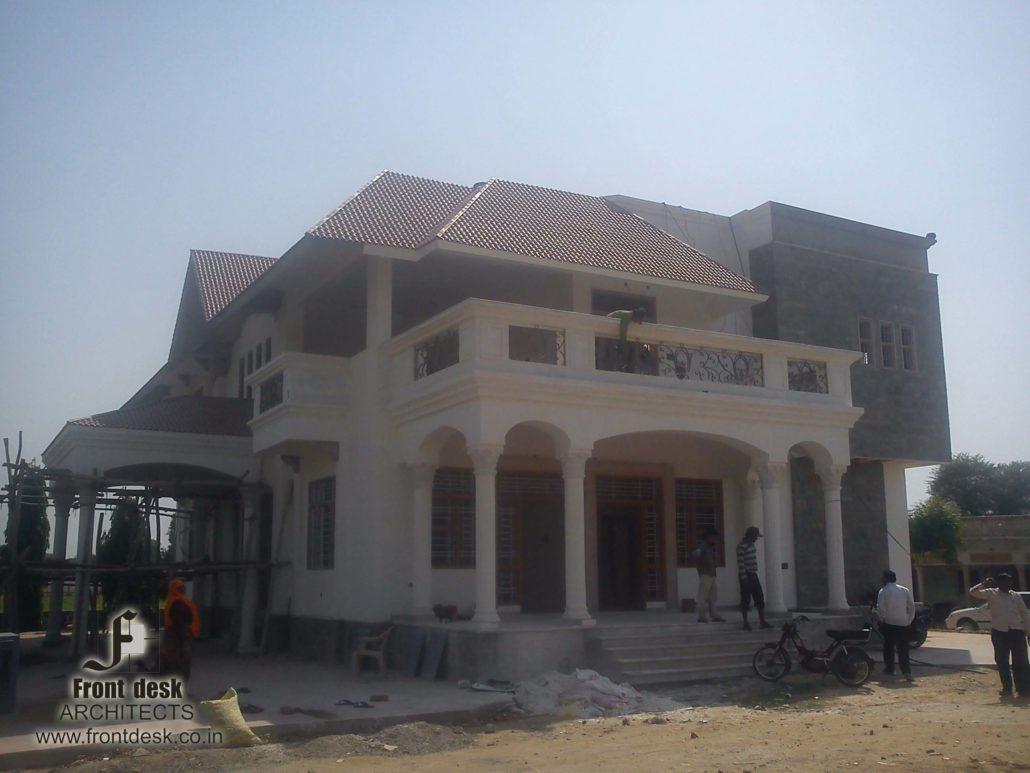 Residence at Kalyanpura, Jaipur